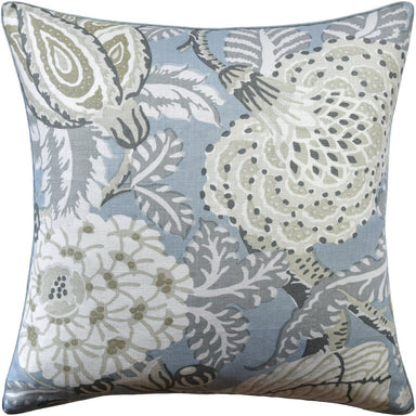 Mitford Aqua Pillow by Ryan Studio