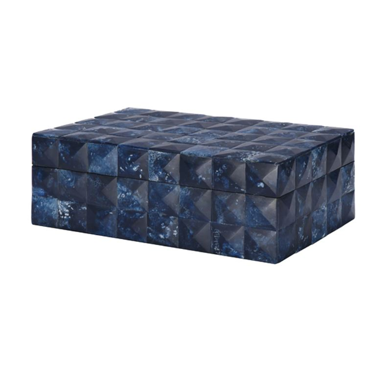 Bronson Decorative Box by Worlds Away | Fig Linens and Home