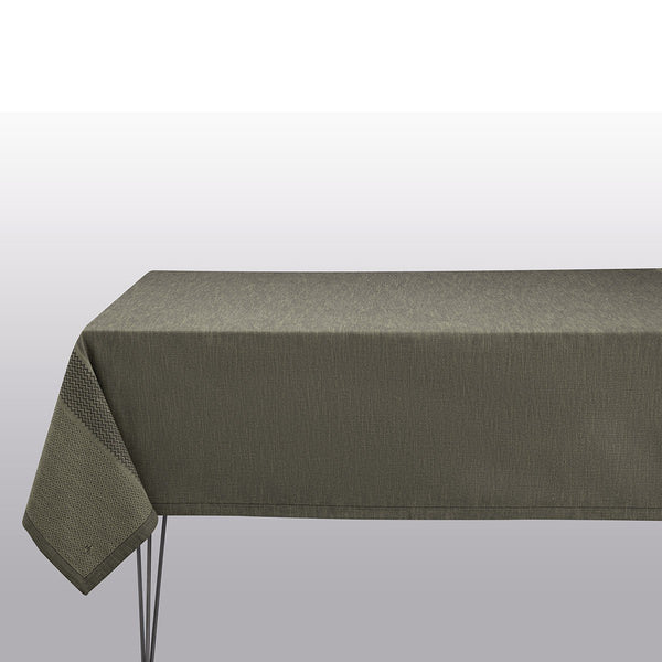 Fig Linens - Le Jacquard Francais Table Linene - Slow Life Fern Tablecloth