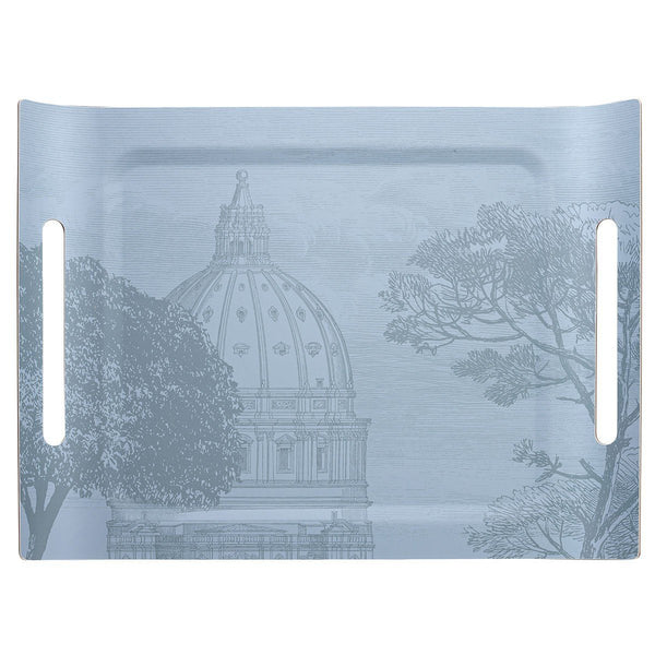 Symphonie Baroque Smokie Tray by Le Jacquard Français | Fig Linens