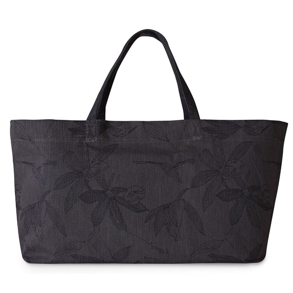 Slow Life Shopper Tote Bag by Le Jacquard Français | Fig Linens