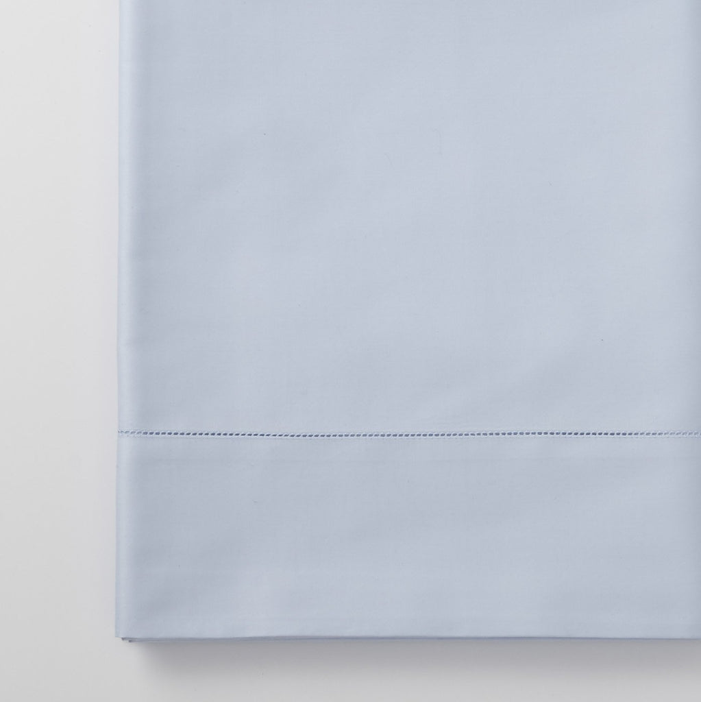 Cloud Stresa Flat Sheets by Scandia Home | Fig Linens