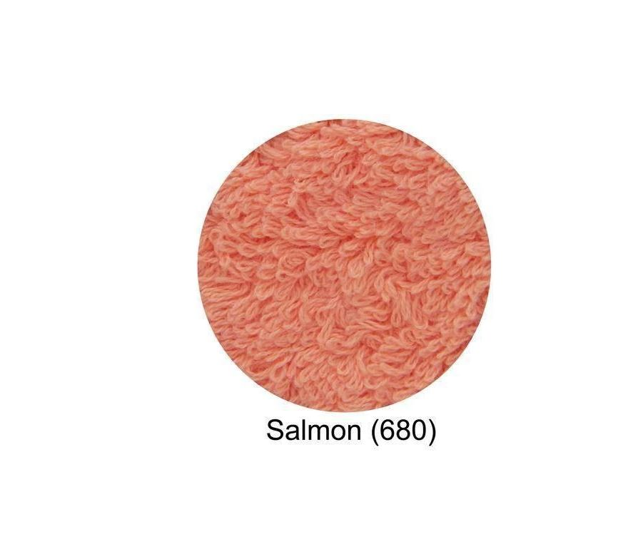 Fig Linens - Abyss and Habidecor Element Salmon Bath Towels