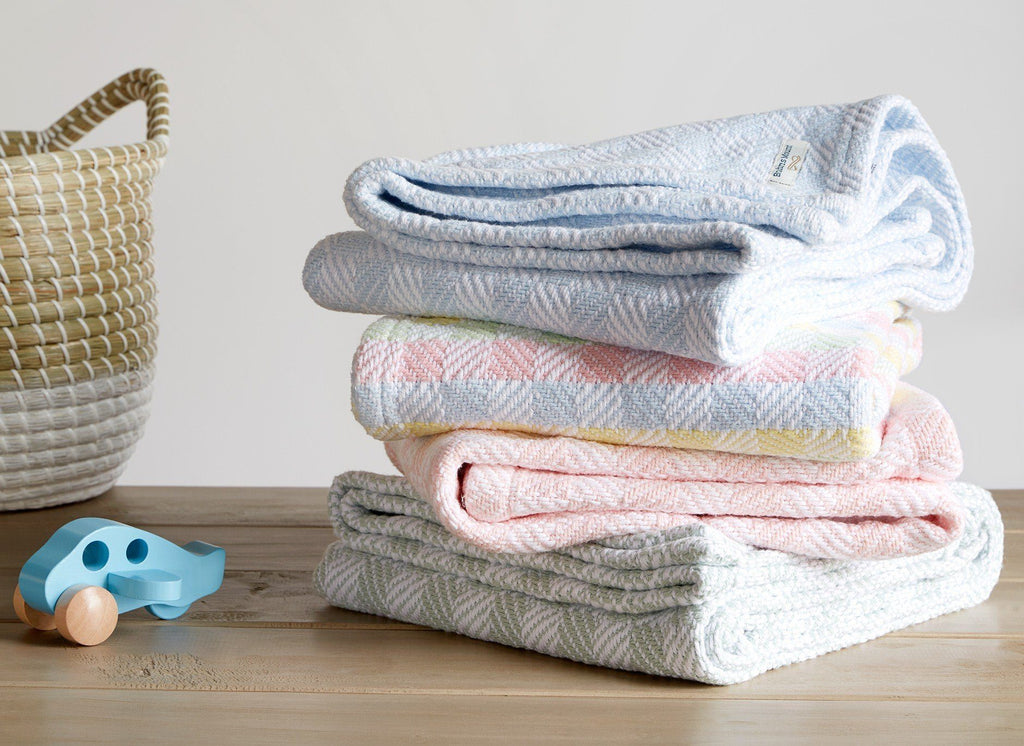 Baby Blanket by Brahms Mount | Fig Linens and Home