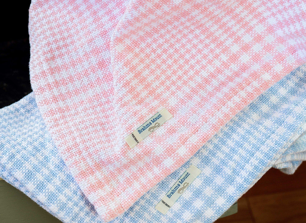 Puffin Baby Blankets by Brahms Mount | Fig Linens