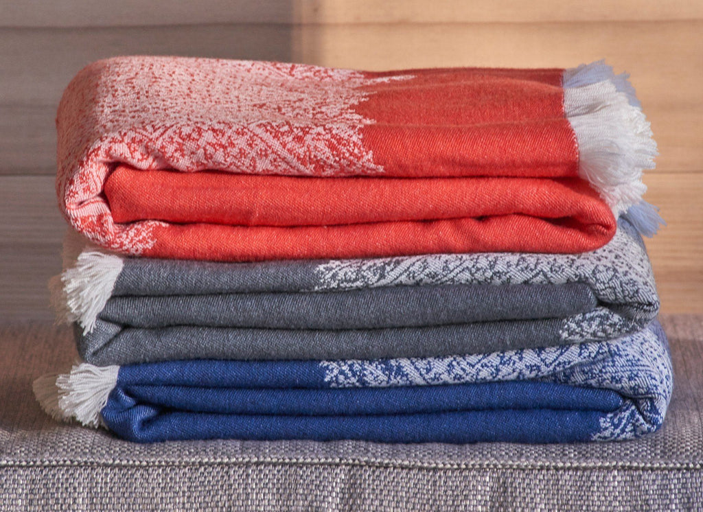Fez Wool Throws by Brahms Mount | Fig Linens
