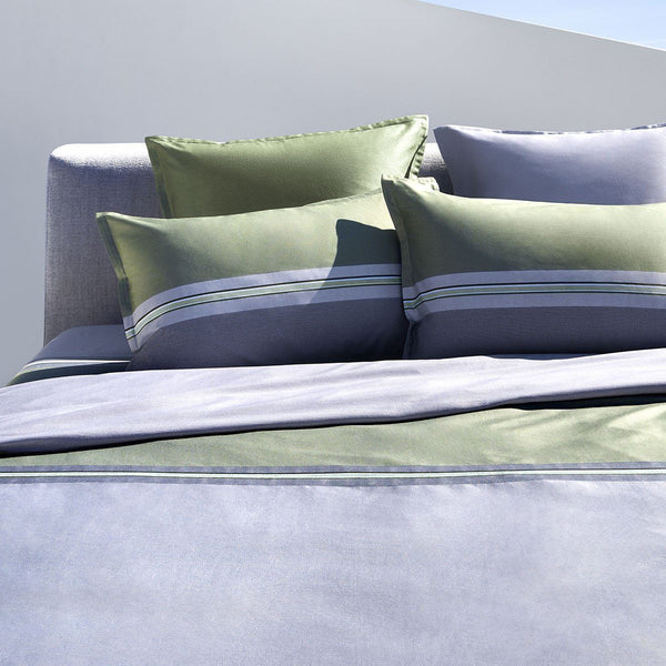 Paddy Khaki Bedding by Hugo Boss | Fig Linens and Home
