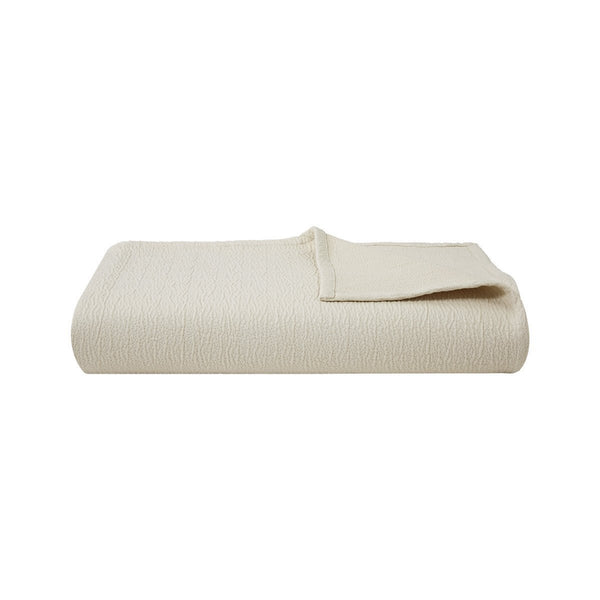 Dunes Sand Coverlet by Hugo Boss | Fig Linens and Home