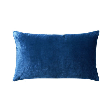 Berlingot Porcelaine Blue Lumbar Pillow by Iosis | Fig Linens and Home