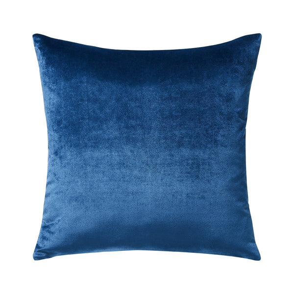 Berlingot Porcelaine Blue Pillow by Iosis | Fig Linens and Home