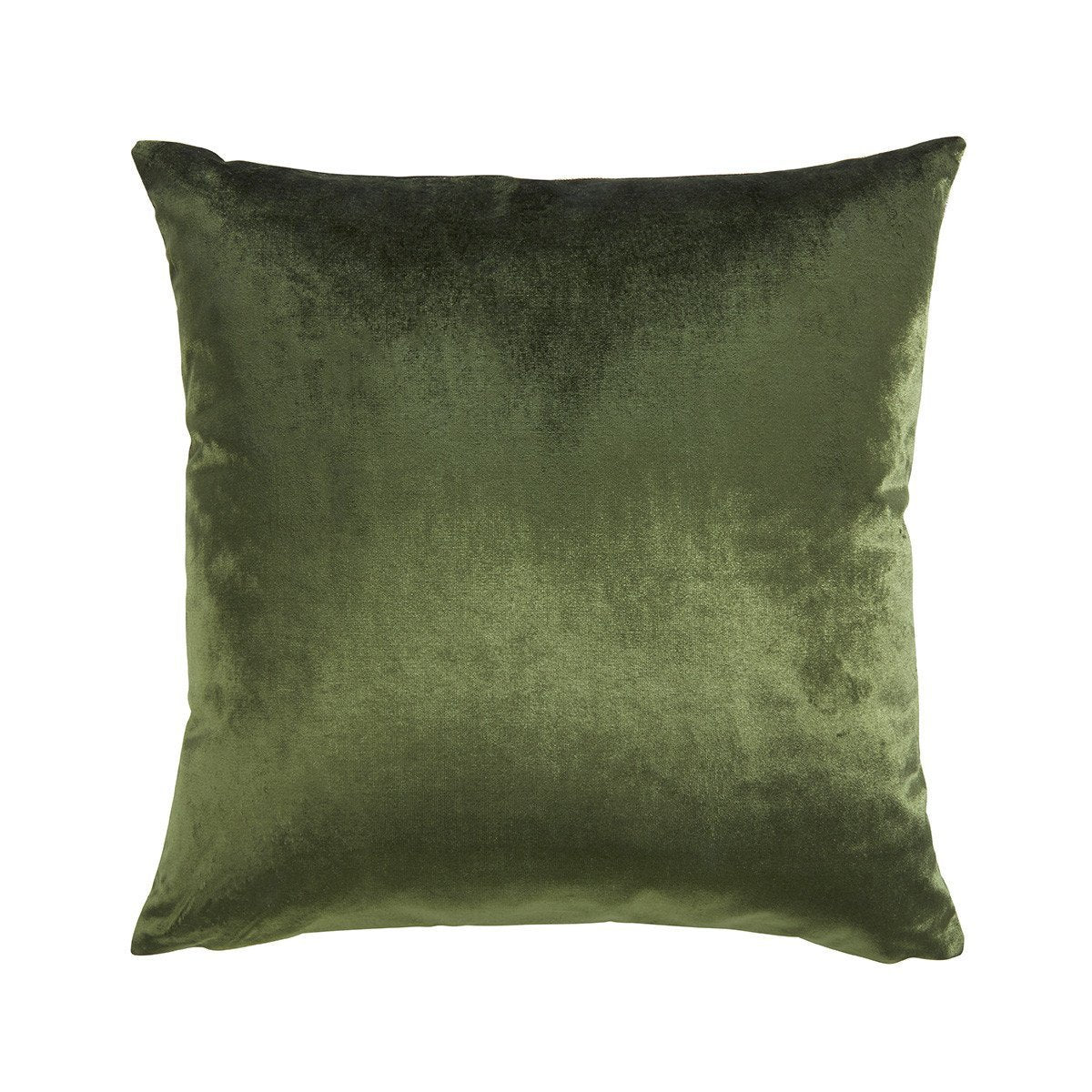 Berlingot Kaki Decorative Pillow by Iosis
