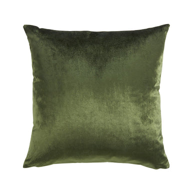 Berlingot Kaki Decorative Pillow by Iosis | Fig Linens