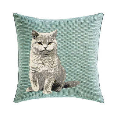 Kochka Meleze Green Decorative Pillow by Iosis | Fig Linens and Home