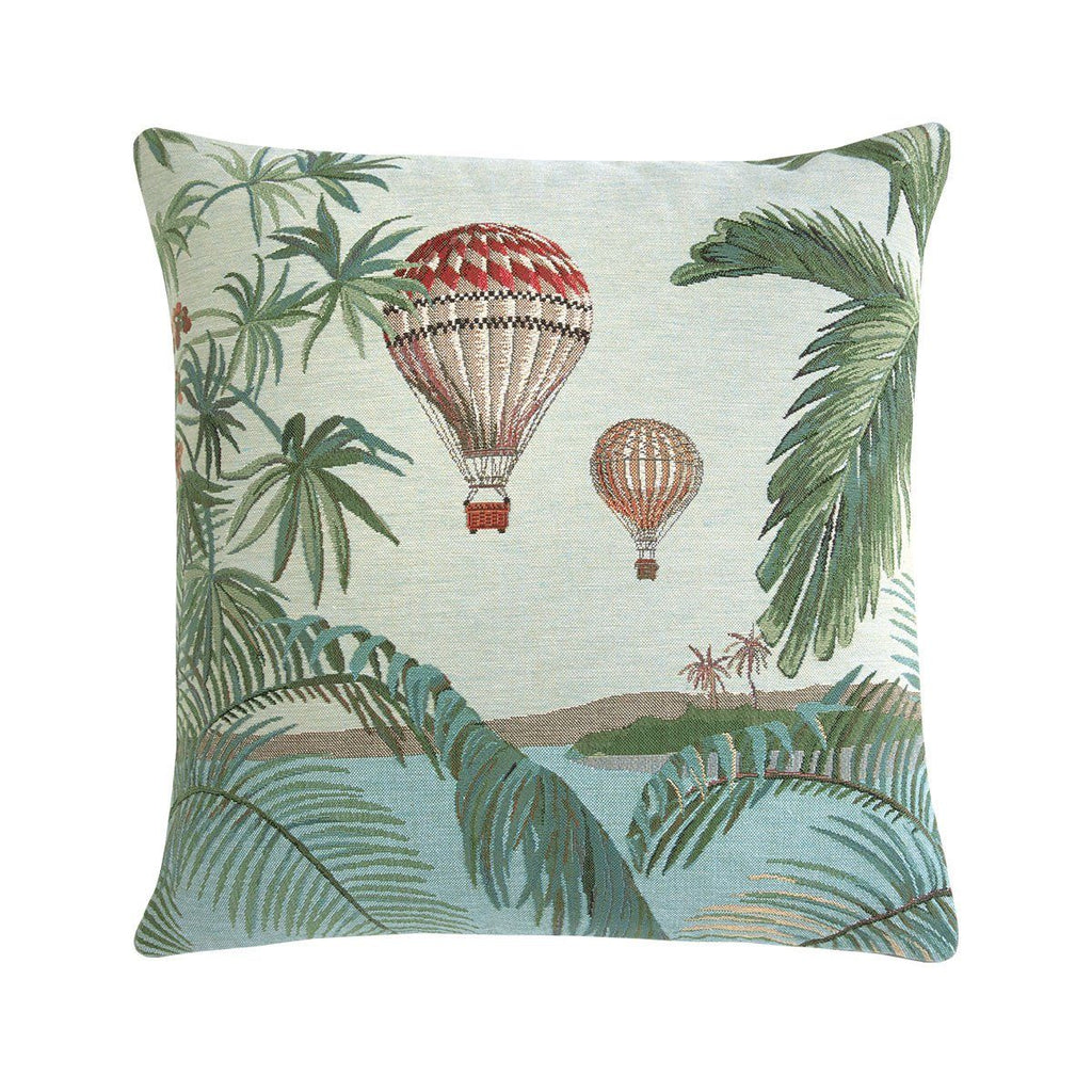 Orenoque Duo Ciel Decorative Pillow by Iosis | Fig Linens