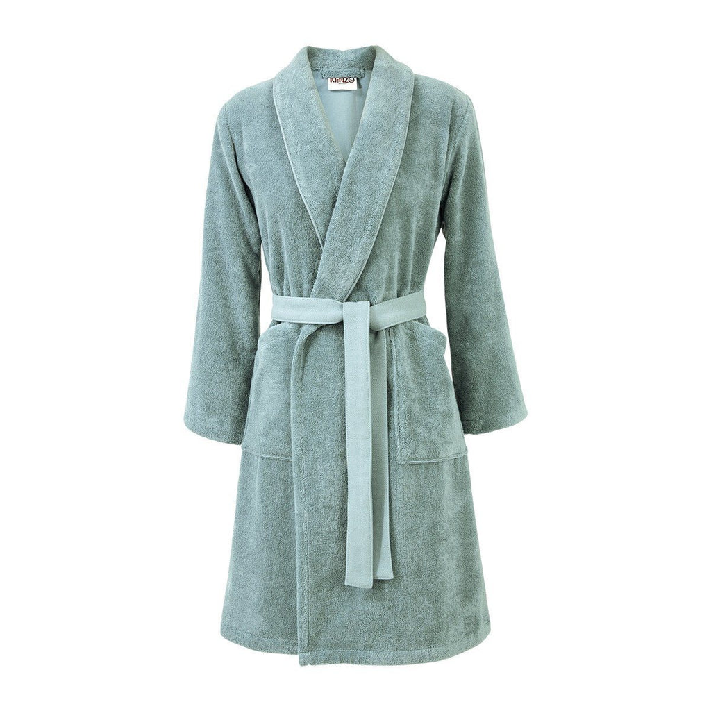 Iconic Igloo Bathrobe by Kenzo | Fig Linens
