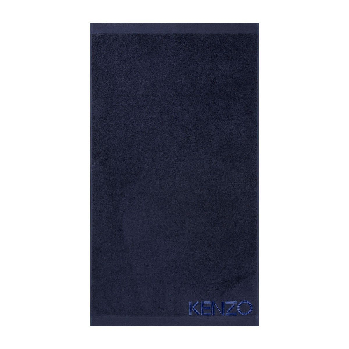 Iconic Navy Guest Towels (Set of 4)