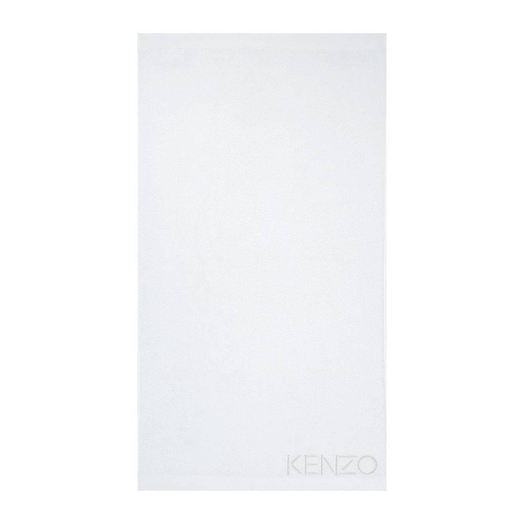 Iconic White Guest Towels by Kenzo | Fig Linens