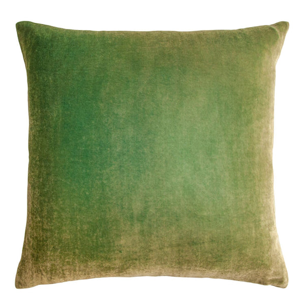 Ombre Grass Velvet Pillows by Kevin O'Brien Studio | Fig Linens
