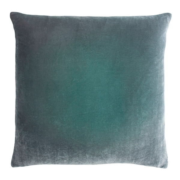 Ombre Jade Velvet Pillows by Kevin O'Brien Studio | Fig Linens