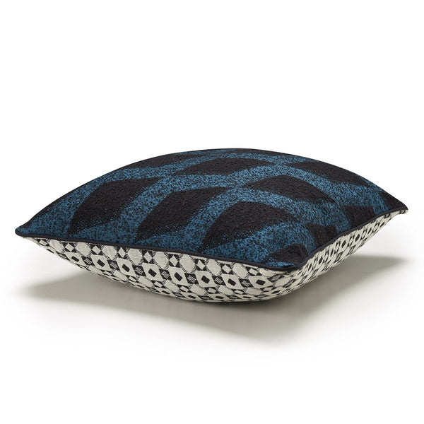 Echo Lagoon Throw Decorative Pillows by Le Jacquard Français | Fig Linens