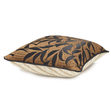 Esquisse Cumin Decorative Throw Pillows by Le Jacquard Français | Fig Linens