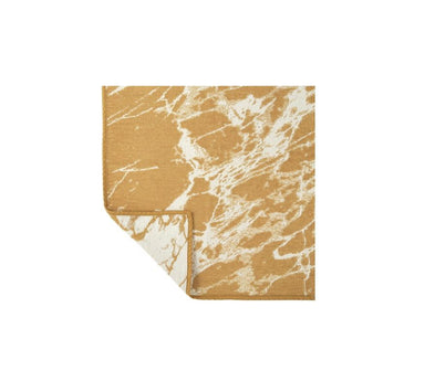 Gold Marbre Bath Towels by Abyss & Habidecor | Fig Linens and Home