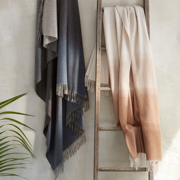 Matouk August Cashmere Throw | Fig Linens and Home