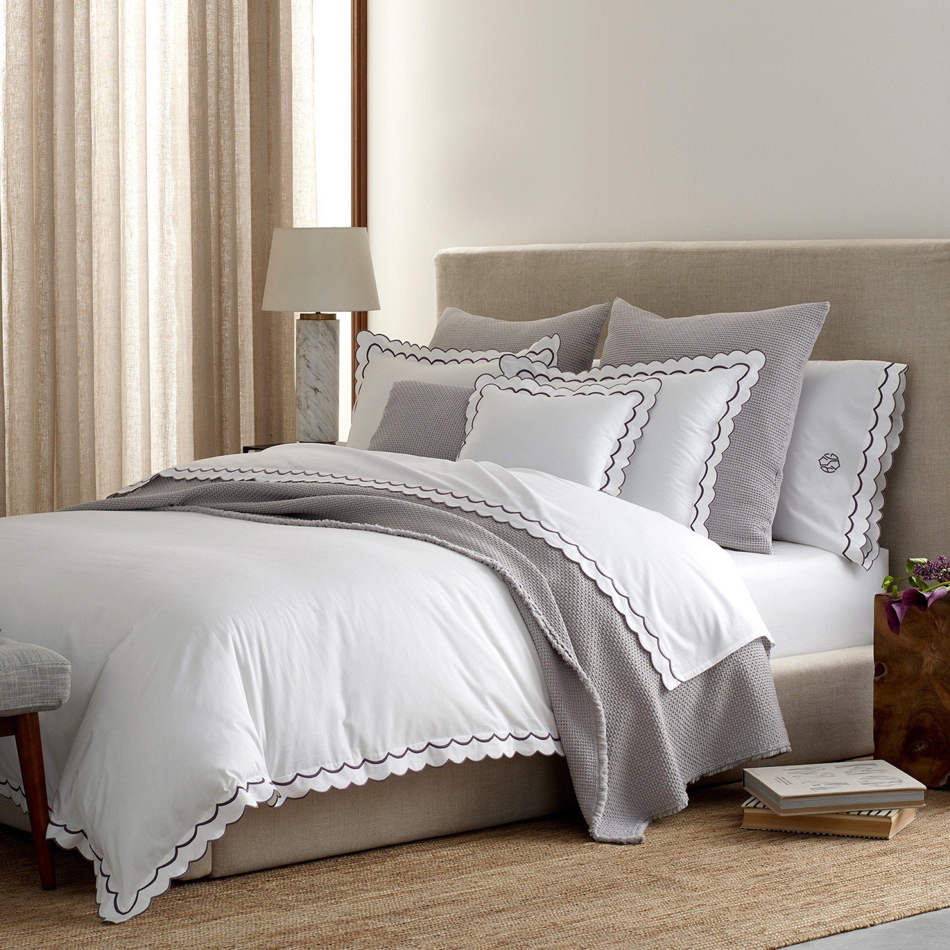 India Bedding by Matouk | Fig Linens and Home