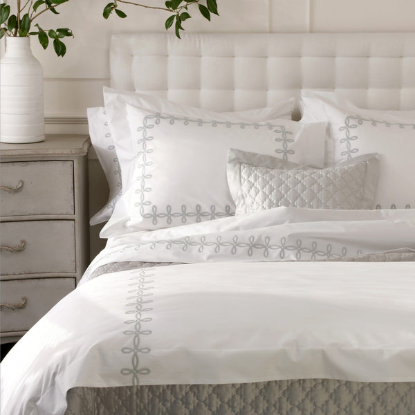 Fig Linens - Matouk Luxury Bed Linens - Gordian Knot