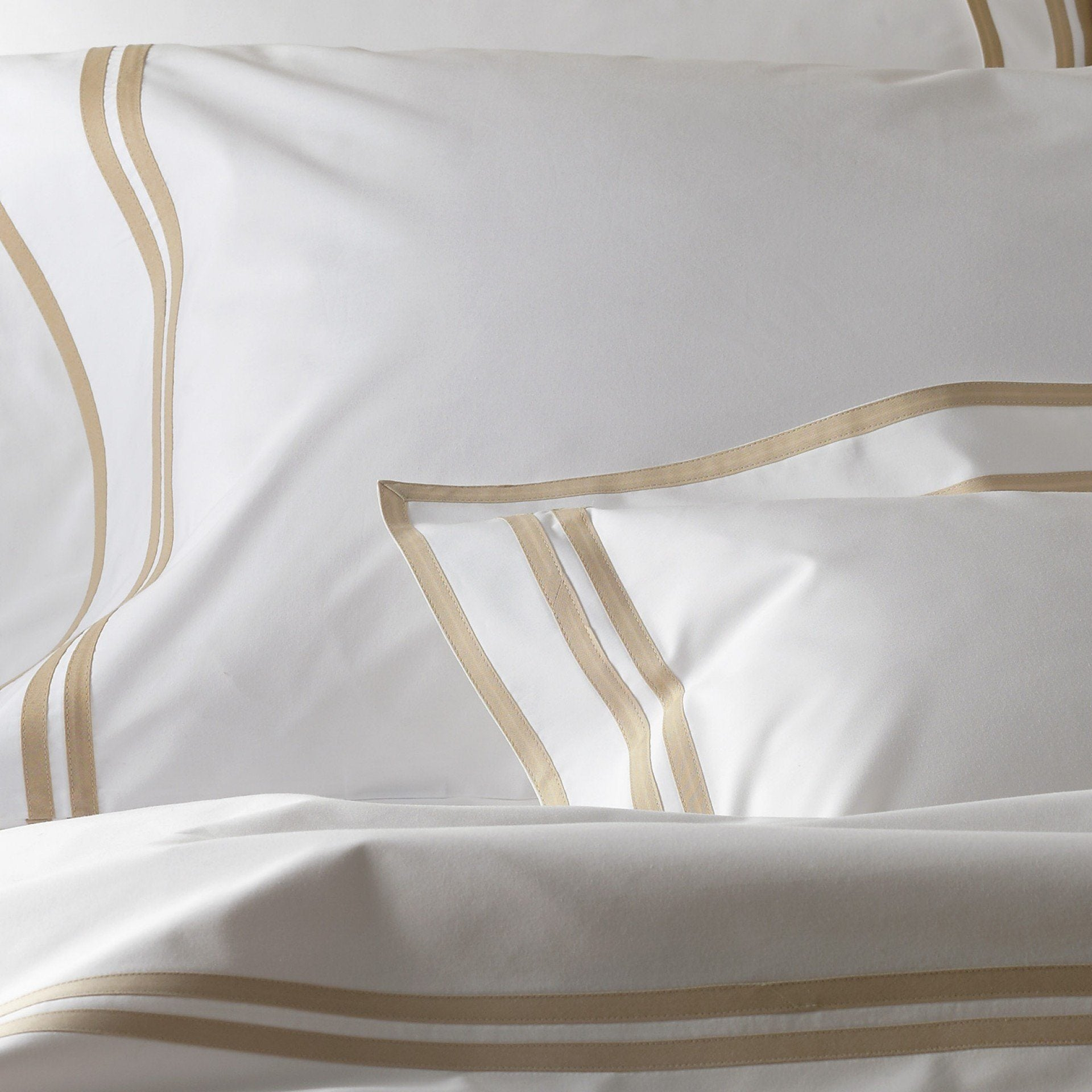 Meridian Sierra Percale Luxury Bedding by Matouk - Fig Linens and Home