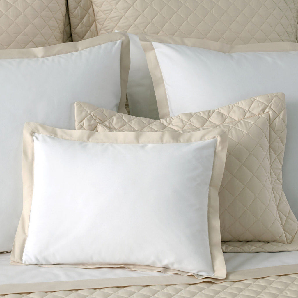 Oberlin Beech Bedding by Matouk - Fig Linens