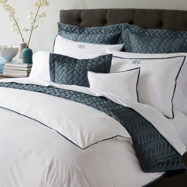 Oscar Bedding by Matouk - Fig Linens
