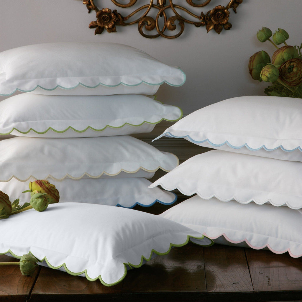 Portofino Sheets and Cases by Matouk - Fig Linens