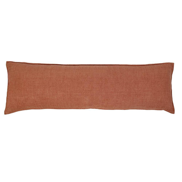 Pom Pom at Home - Montauk Terra Cotta Body Pillow - Fig Linens