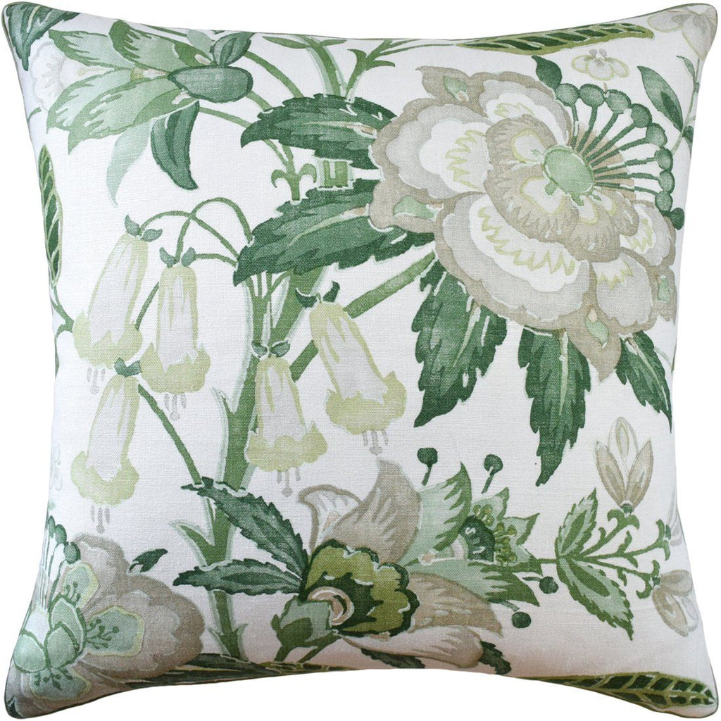 Davenport Greenery Pillow by Ryan Studio | Fig Linens and Home