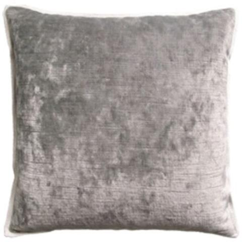 Umbria Flannel Pillow by Ryan Studio | Fig Fine Linens and Home
