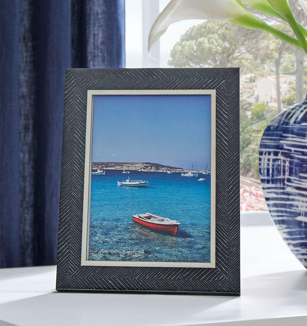 Fig Linens - Lazio Picture Frame by Sferra