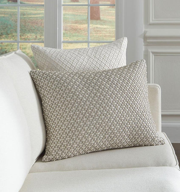 Perla Decorative Pillow by Sferra | Fig Linens and Home