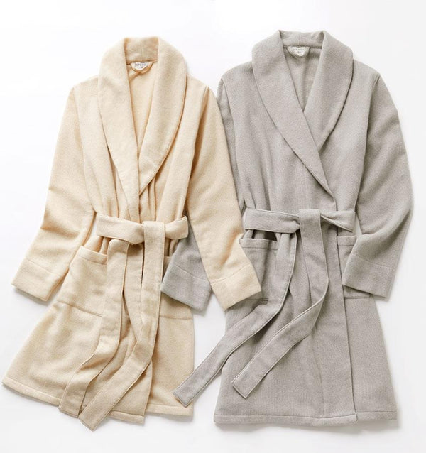 Sardinia Cashmere Robes by Sferra | Fig Linens and Home