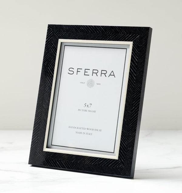 Lazio Picture Frame by Sferra | Fig Linens and Home