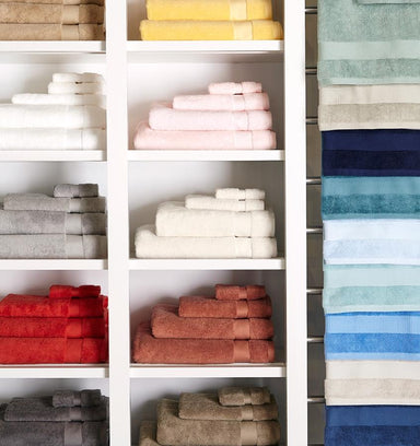 Fig Linens - Sferra Bello Bath Towels