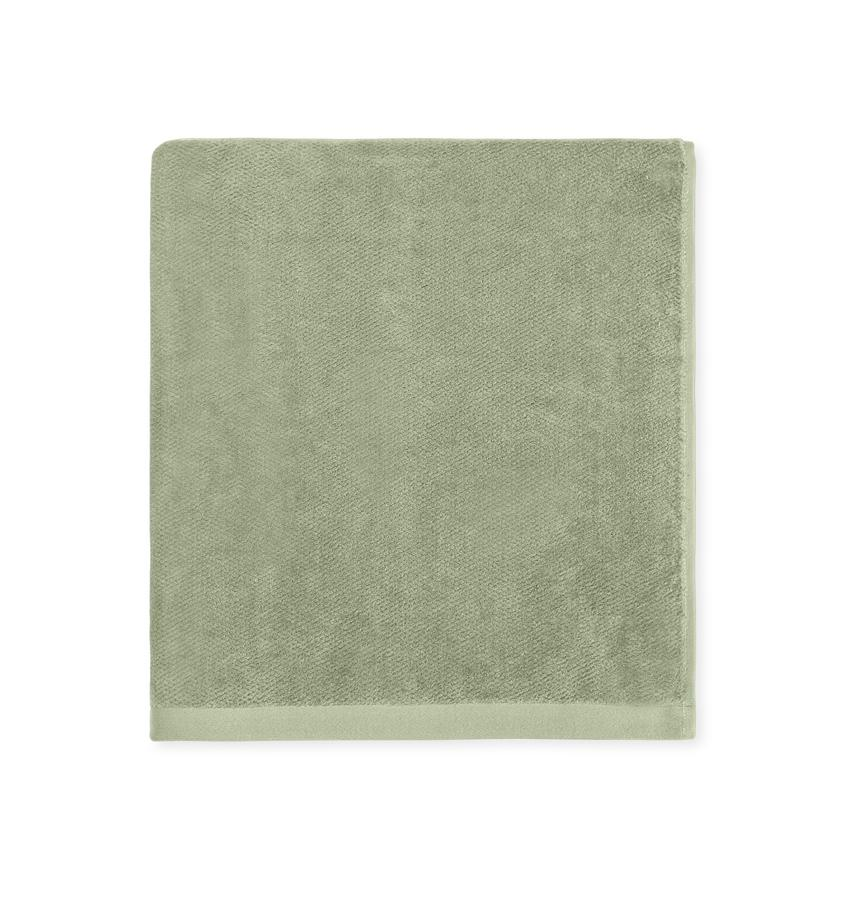 Canedo Celadon Bath Towels by Sferra | Fig Linens and Home