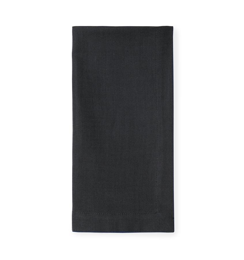 Cartlin Black Napkins (Set of 4) by Sferra
