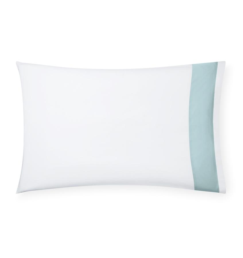 Fig Linens -  Casida Bedding by Sferra - Poolside Pillowcases