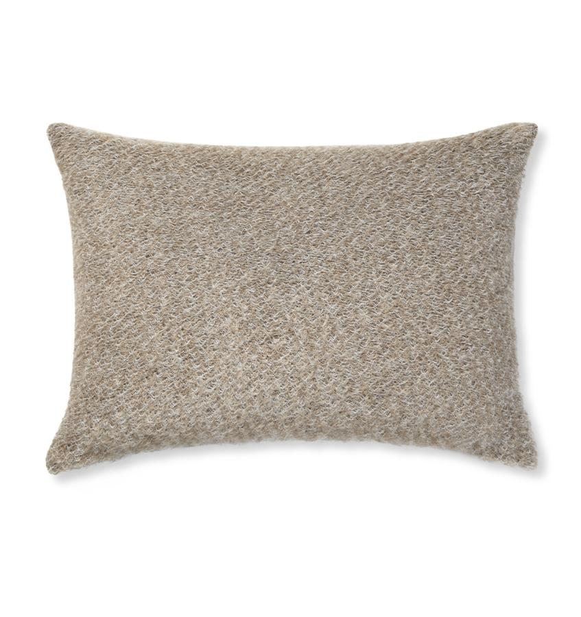 Collio Champagne Decorative Pillow by Sferra | Fig Linens