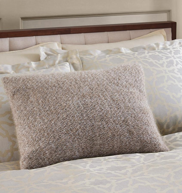 Fig Linens - Sferra Decorative Pillow - Collio Champagne