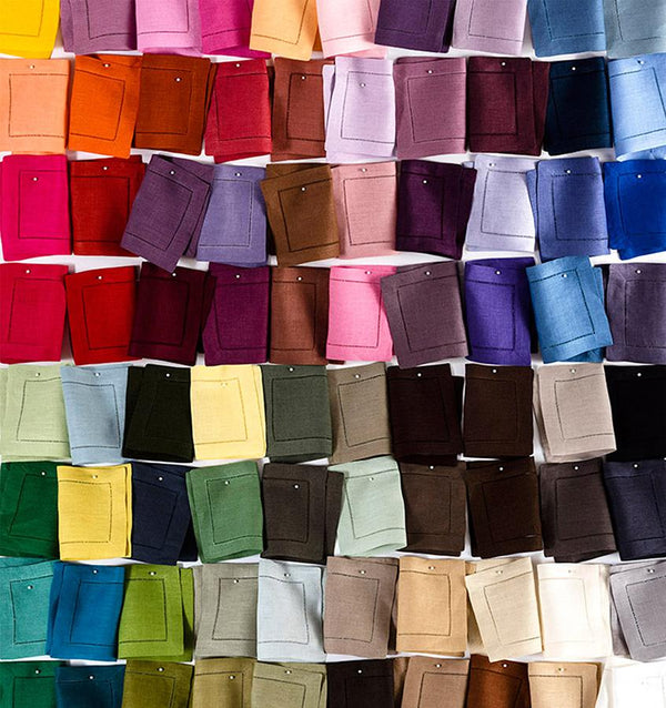 Festival Cocktail Napkins - 101 Colors by Sferra | Fig Linens and Home