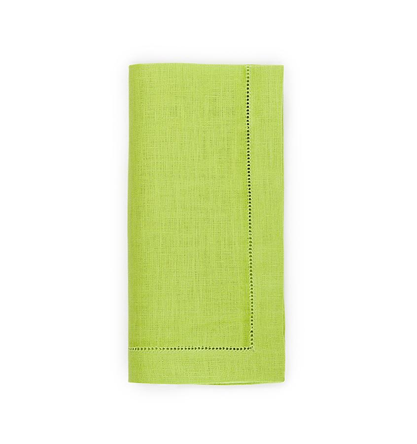 Fig Linens - Sferra Table Linens - Festival Apple Napkins