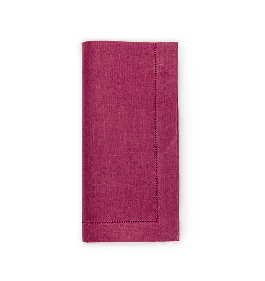 Fig Linens - Sferra Table Linens - Festival Berry Napkins