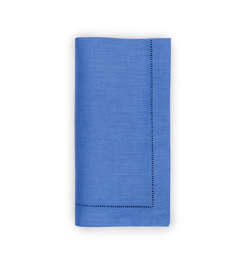 Fig Linens - Sferra Table Linens - Festival Cobalt Napkins
